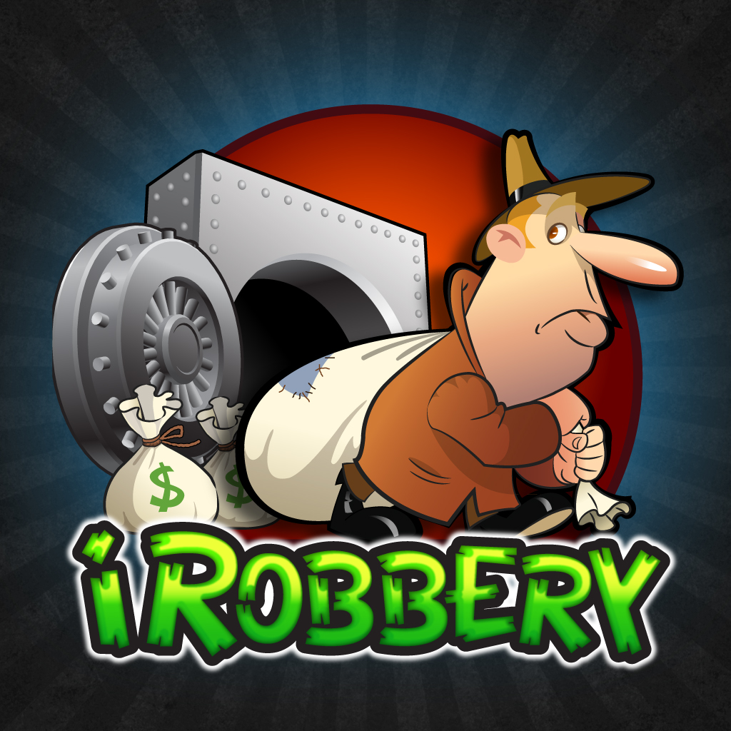 iRobbery app icon