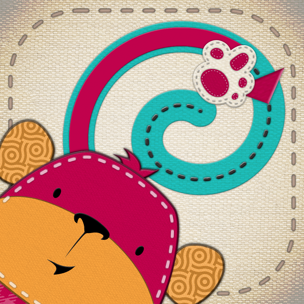Patchimals - First lines: Tracing app for toddlers and preschoolers.